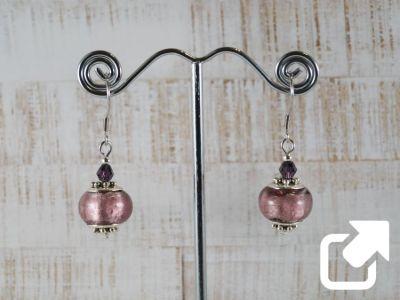 European Beads Ohrringe