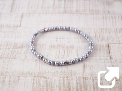 Perlen-Armbänder