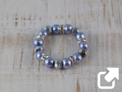 Perlen-Ringe